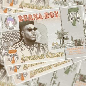 Burna Boy - African Giant